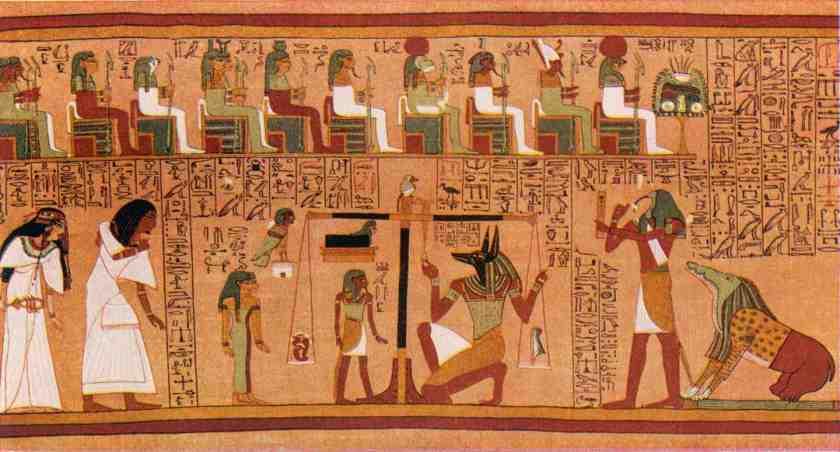 annubis book of the dead