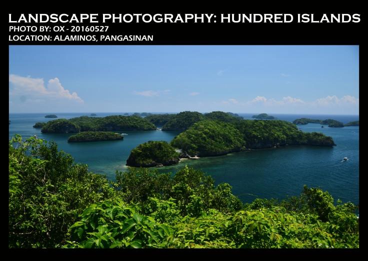 landscape hundred islands 20160527