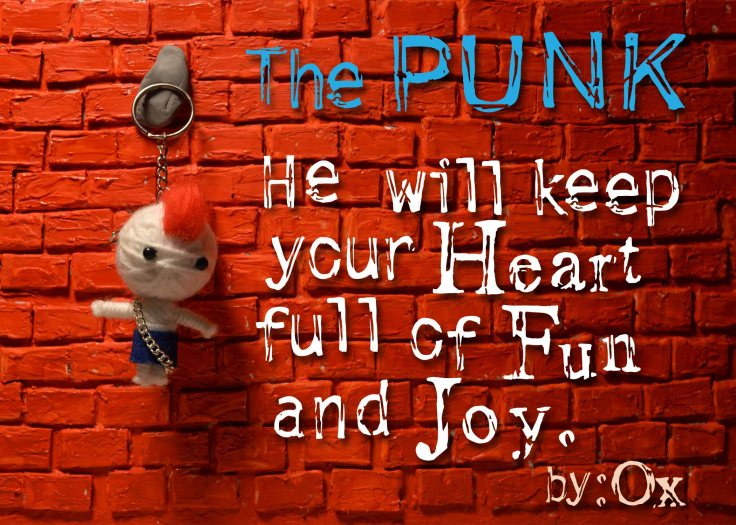 the punk 20170629