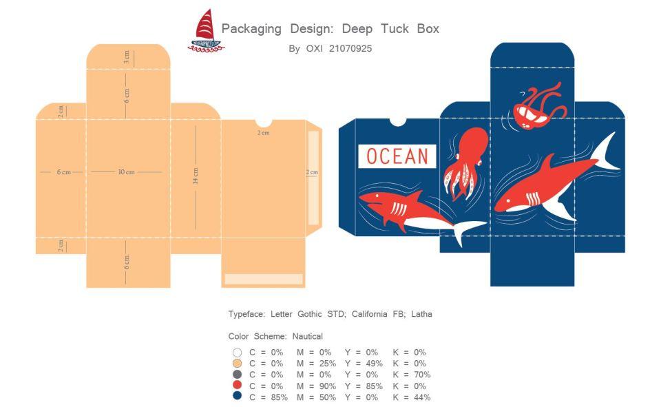 packaging shark